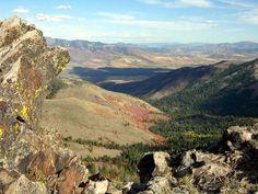 Top of Scout Mountain - Pocatello, Idaho