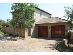 3 bedroom townhouse in Northriding, Northriding, Property in Northriding - Townhouse, Garage Doors, Bedroom, Outdoor Decor, Home Decor, Decoration Home, Terraced House, Room Decor, Bedrooms