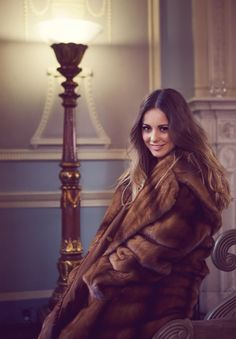 Louise Thompson - she's pretty annoying on Made in Chelsea but have to admit how pretty she is