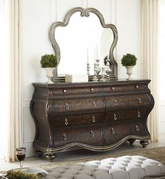 Bedrooms, Angelina Bachelor Chest, Bedrooms | Havertys Furniture ...