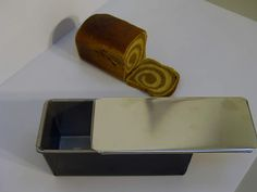 Bread Tin & Lid Bread Tin, How To Make Bread, How To Bake Bread