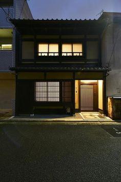 「藏や」千本三条 (町家旅館) (外観)