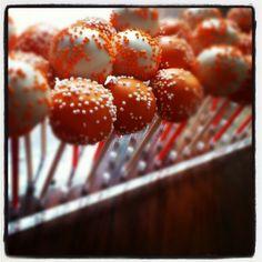#EK #Oranje #Cakepops