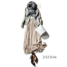 66 best Ideas for style school autumn School Fashion, Work Fashion, Skirt Fashion, Daily Fashion, Hijab Fashion, Fashion Dresses, Fashion Tips, Autumn Winter Fashion, Spring Fashion