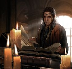 The Lord of the Rings LCG: Needful to Know by Magali Villeneuve - Looks like…