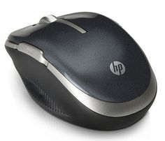 HP is offering a new way to connect a wireless mouse to your computer, with the introduction of the first Wi-Fi mouse. Instead of taking up a USB port with a separate wireless dongle, the Wi-Fi Mobile Mouse uses your computer's built-in wireless network capability. With a range of up to 30 feet, the Wi-Fi mouse should appeal to corporate presenters, and users with laptops connected to their TVs. HP claims a battery life of up to nine months, twice as long as a Bluetooth mouse. The Wi-FI…