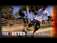 Learn a new trick each and every day from top pros. You'll get step-by-step instructions on how to master every trick in skateboarding! Tune in seven days a week to learn something new.    Jump into the vault with Tony Hawk & Kris Markovich : Rock to Fakie