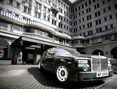 The Hotels of James Bond (that any Kennedy's Gentleman would want to visit):  Peninsula Hotel in Hong Kong, China.