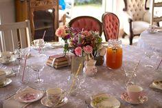 The Silver Tea Spoon A Vintage Affair Vintage Tea, Affair, Tea Party, Stuff To Do, Table Settings, Table Decorations, Flowers, Silver, Home Decor