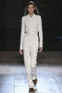 Victoria Beckham London Fashion Week S/S 15