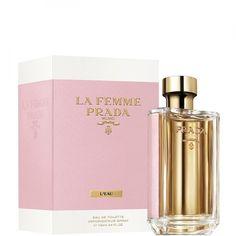 Eau de Parfum La Femme, Prada, 35 ml, euros Love At First Sight, Up, Prada, Perfume Bottles, Shopping, Beauty, Ideas, Eau De Toilette, Beauty Trends