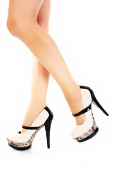 Can you say.....Sexy shoes!! I have these in the grey suede....LOVE THEM!