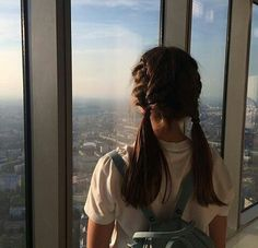 Brookepaigem zoella clothes outfits steal her style pigtail braids outfit pigtail braids outfit Hair Inspo, Hair Inspiration, Pigtail Braids, Long Braids, Aesthetic Hair, Aesthetic Makeup, Jolie Photo, Grunge Hair, Girl Photography