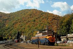 Jim Thorpe, Pennsylvania in the Pocono Mountains. Such a beautiful little town with great history.