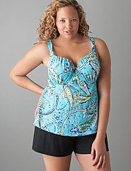 A swimsuit that fits? Yes please!