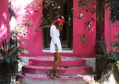 Flower Girl. (via Bloglovin.com )