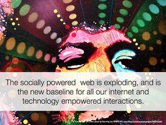 Social powered web