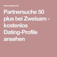 Kostenlose dating profile