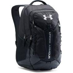 Under Armour Black/Steel UA Storm Contender Backpack