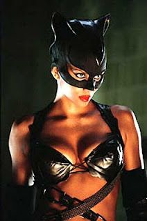 The Hotness of Halle Berry as CatWoman