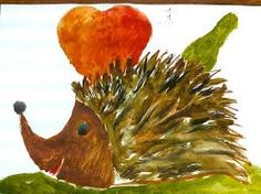 Výsledek obrázku pro podzimní výtvarné nápady