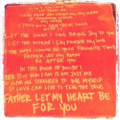 NeedToBreathe lyrics