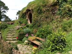 Hobbiton #LordOfTheRings #TheHobbit