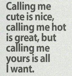 ♡Follow ya gurl @serenity_llorin for more♡ Cute Love Quotes, Vriendjescitaten, Dating Humor, Citaten Over Liefde, Citaten Over Relaties, Stelletjescitaten, Gezegden Over Liefde, Bonheur