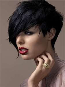 Gothic Hairstyles on Pinterest Goth Hairstyles, Goth Hair and Gothic ...