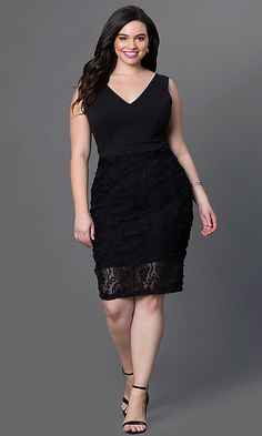 Shop plus-size dresses by style at PromGirl. Many plus dresses are available here in a-line, strapless, halter, empire and sleeved lace styles. Plus Size Formal Dresses, Plus Size Gowns, Special Dresses, Plus Size Dresses, Plus Size Outfits, Casual Dresses, Short Dresses, Summer Dresses, Plus Size Fashion For Women