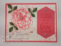 Paper Pumpkin - April 2019 - Sentimental Rose.  Click on link to see all of my alternative Sentimental Rose PP Cards. Stampin Up Paper Pumpkin, Pumpkin Cards, Cards Diy, Card Ideas, Birthday Cards, Alternative, Heaven, Rose, Link