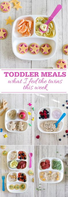 Toddler Meals: What...