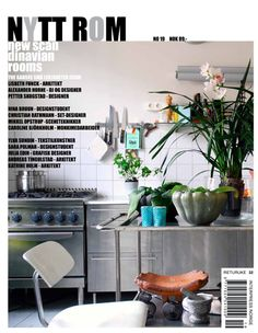 Nytt Rom #19 Pen And Paper, Kitchen, Furniture, Home Decor, Rome, Cooking, Decoration Home, Room Decor, Home Furniture