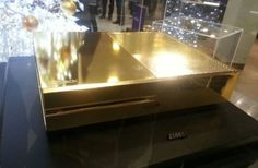 The Xbox One has gone gold. Literally. http://bigsuprises.com/view/696