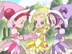 Mōtto! Ojamajo Doremi Ojamajo Doremi, Girls Series, Magical Girl, Shoujo, Sailor Moon, Princess Zelda, Aiko, Fictional Characters, Witches