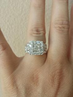 beautiful diamond engagement ring statement without words available at helzberg diamonds