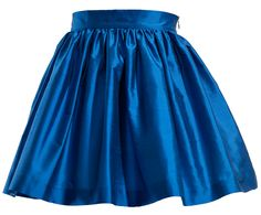 partyskirts by skot: Bold Blue Party Skirt