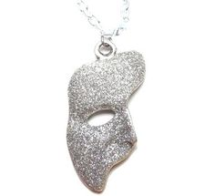 Phantom Of The Opera Necklace Sparkly Edition by missbohemia, £15.00