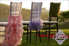 Wedding Chair Covers | Unique Wedding Chair Cover Design Ideas With Excessive Fabric Usage ...