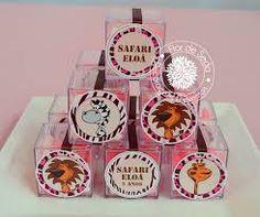 Resultado de imagem para kit festa safari rosa