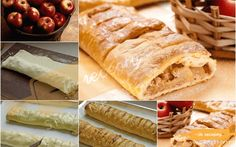 Dokonalé šlehačkové těsto na nejlepší domácí štrúdl. Úžasně jemné, lahodné a dobře s ním pracuje. – Snadné Recepty Hot Dog Buns, Hot Dogs, Bread, Food, Hampers, Brot, Essen, Baking, Meals