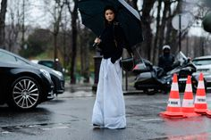 The Best Street Style from Paris Fashion Week  http://www.elle.com/fashion/street-style/g29633/paris-fashion-week-fall-2017-street-style/