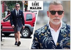 The Game of Males - Nick Wooster
