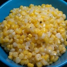 Parmesan Fried Corn - I had this at the fair and it was AMAZING!!!