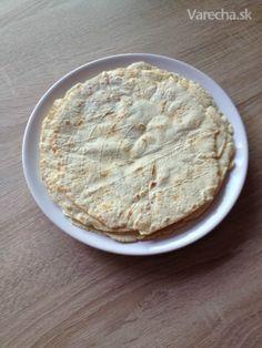 Bezlepkové tortilly - Recept