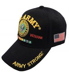 8329a72df88 US Army Vietnam Veteran US Flag Bill Official Licensed Military Baseball Cap  Black CU11JZT77BJ