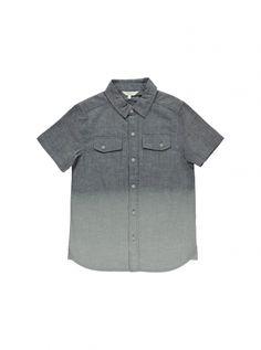 Mix Apparel - Collection - Ss Dip Dye Shirt