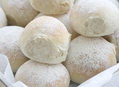 Hvitløksrundstykker - Passion For baking Baking, Bakken, Backen, Sweets, Pastries, Roast