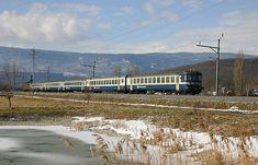 Bern, Swiss Railways, Coaches, Trains, Pictures, Outdoor, Switzerland, Focal Length, Travel Report