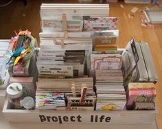 Helens kreativa rum: Project Life Love the organization!